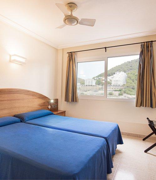 habitación apto 1 dorm VM